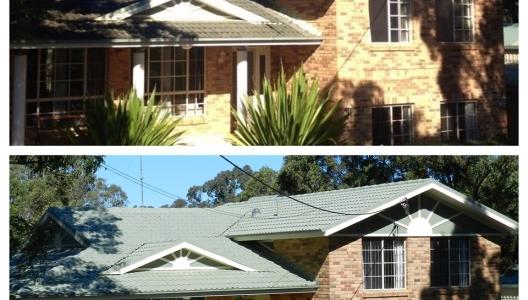 Full exterior restoration