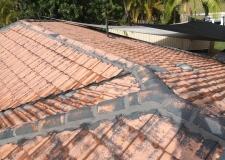 Peeling Roofs