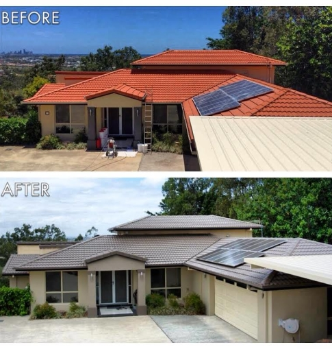 Splatter Up Roof Restoration And Roof Painting Gold Coast