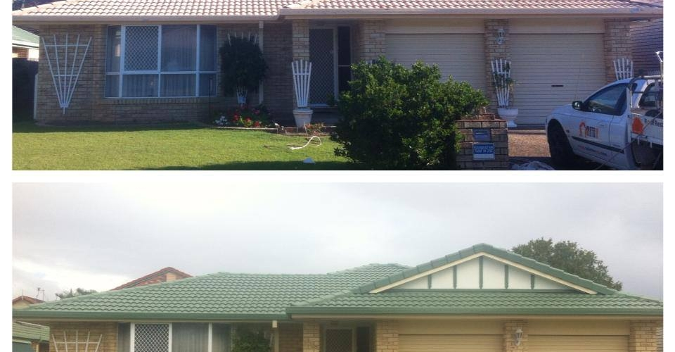 Roof Repair And Paint! Palm Beach